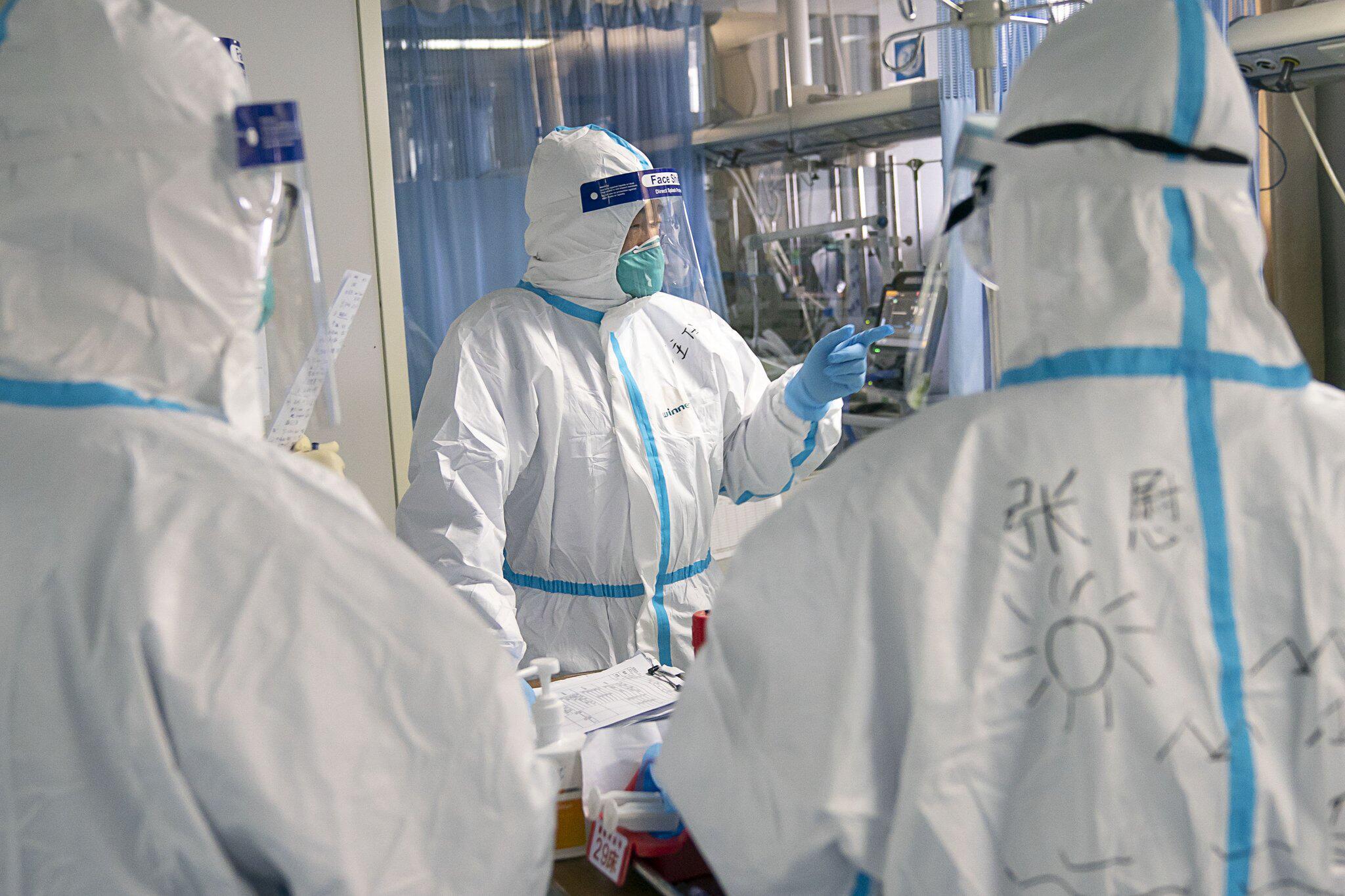 Bild zu Corona-Virus in China