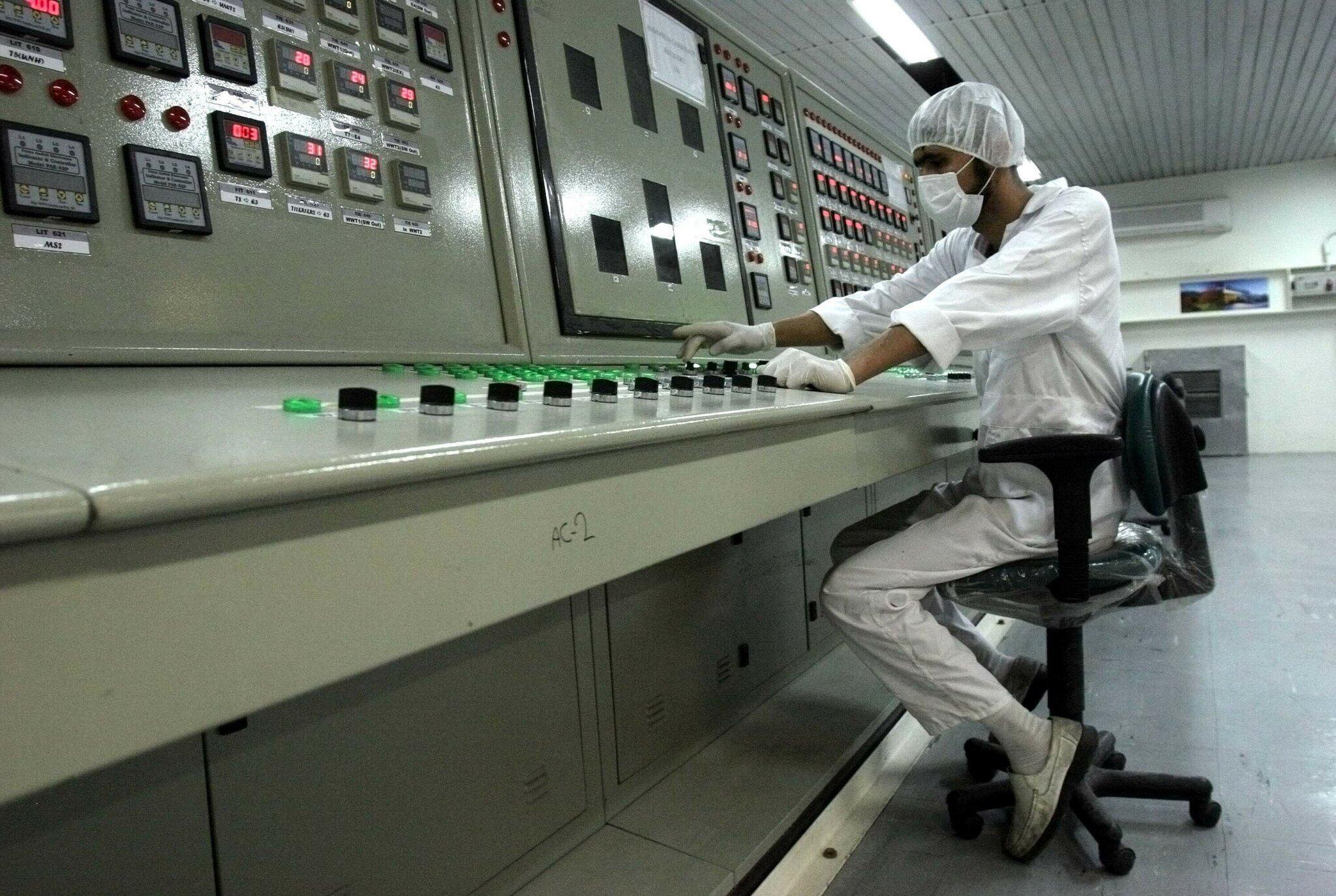 Bild zu Uran-Aufbereitungsanlage in Isfahan