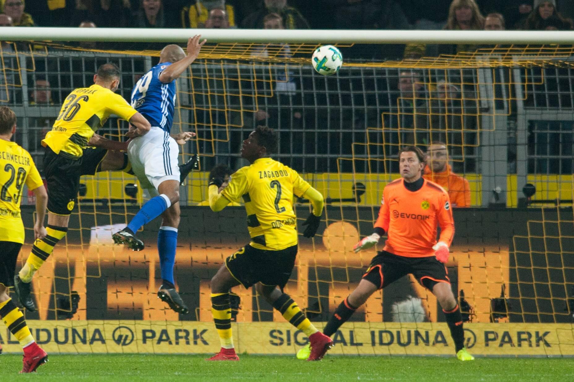 Bild zu Fussball, Bundesliga, Borussia Dortmund, BVB, FC Schalke 04, S04, Derby, Historie, 2017