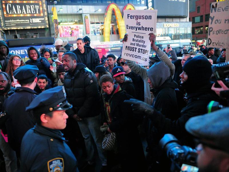 Bild zu Demonstration