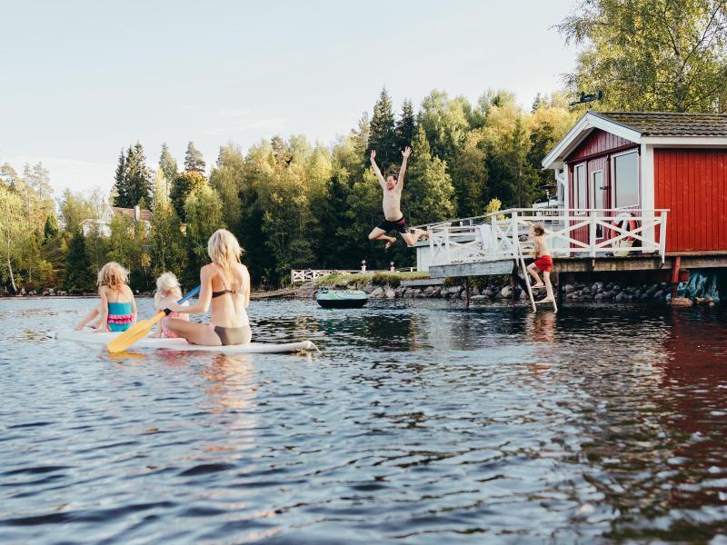 Bild zu Haus am Wasser