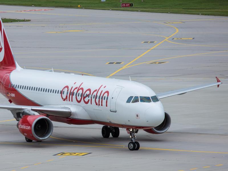 Bild zu Air Berlin