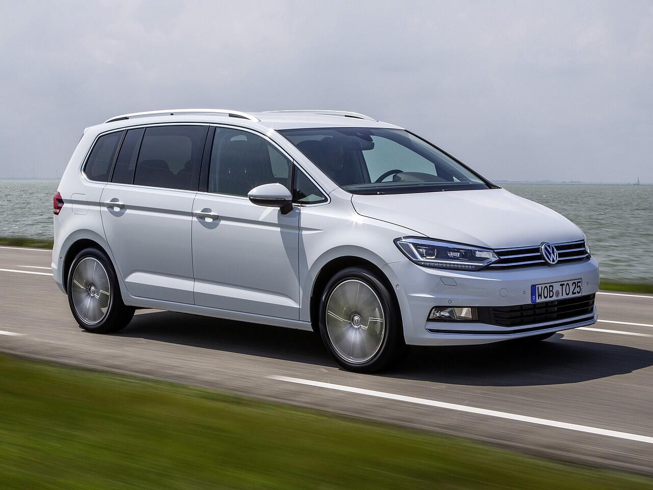 Bild zu Grossraum-Vans: VW Touran