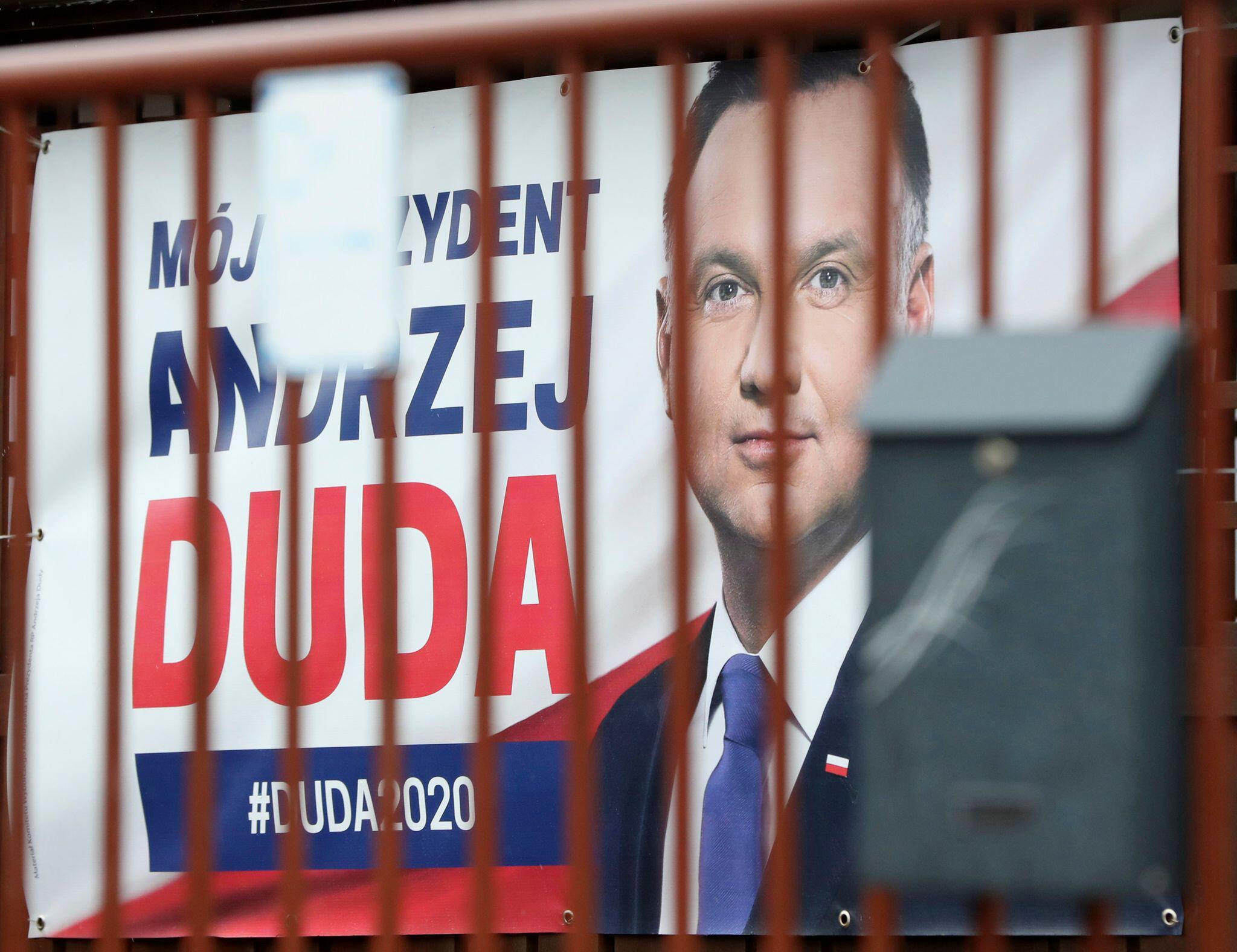 Bild zu Vor der Präsidentenwahl in Polen