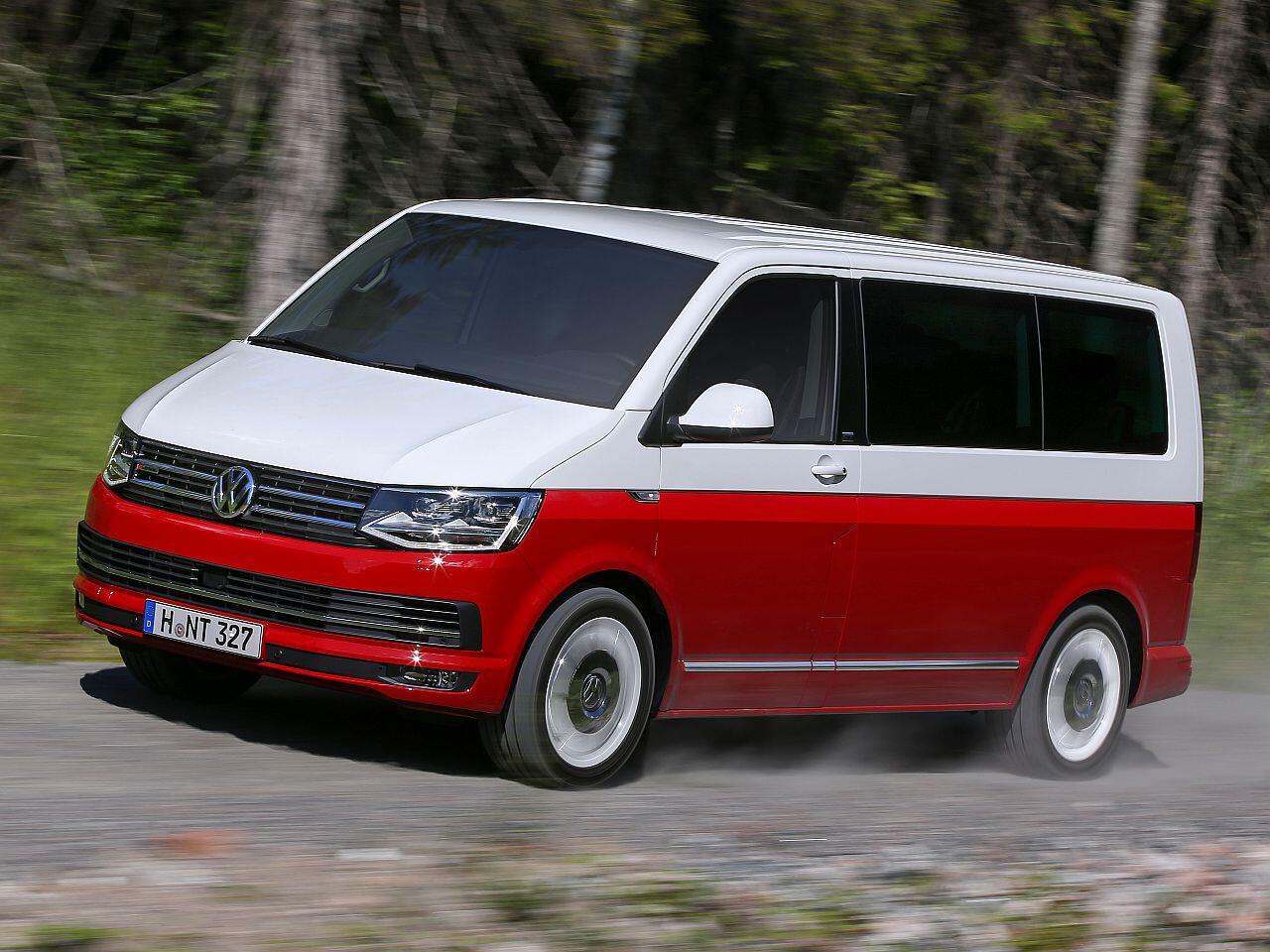 Bild zu Utilities: VW Transporter