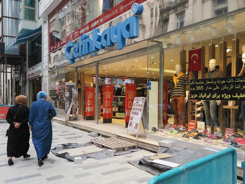Bild zu Szenebezirk Beyoglu