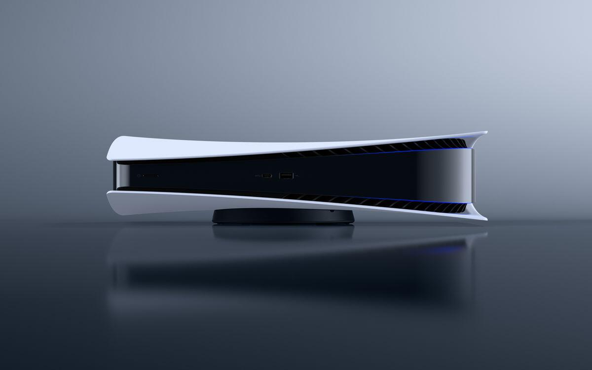 Bild zu Sony, PS5, PS4, PlayStation5, PlayStation, Next-Gen, Konsole, Digital, DualSense, Controller, SSD