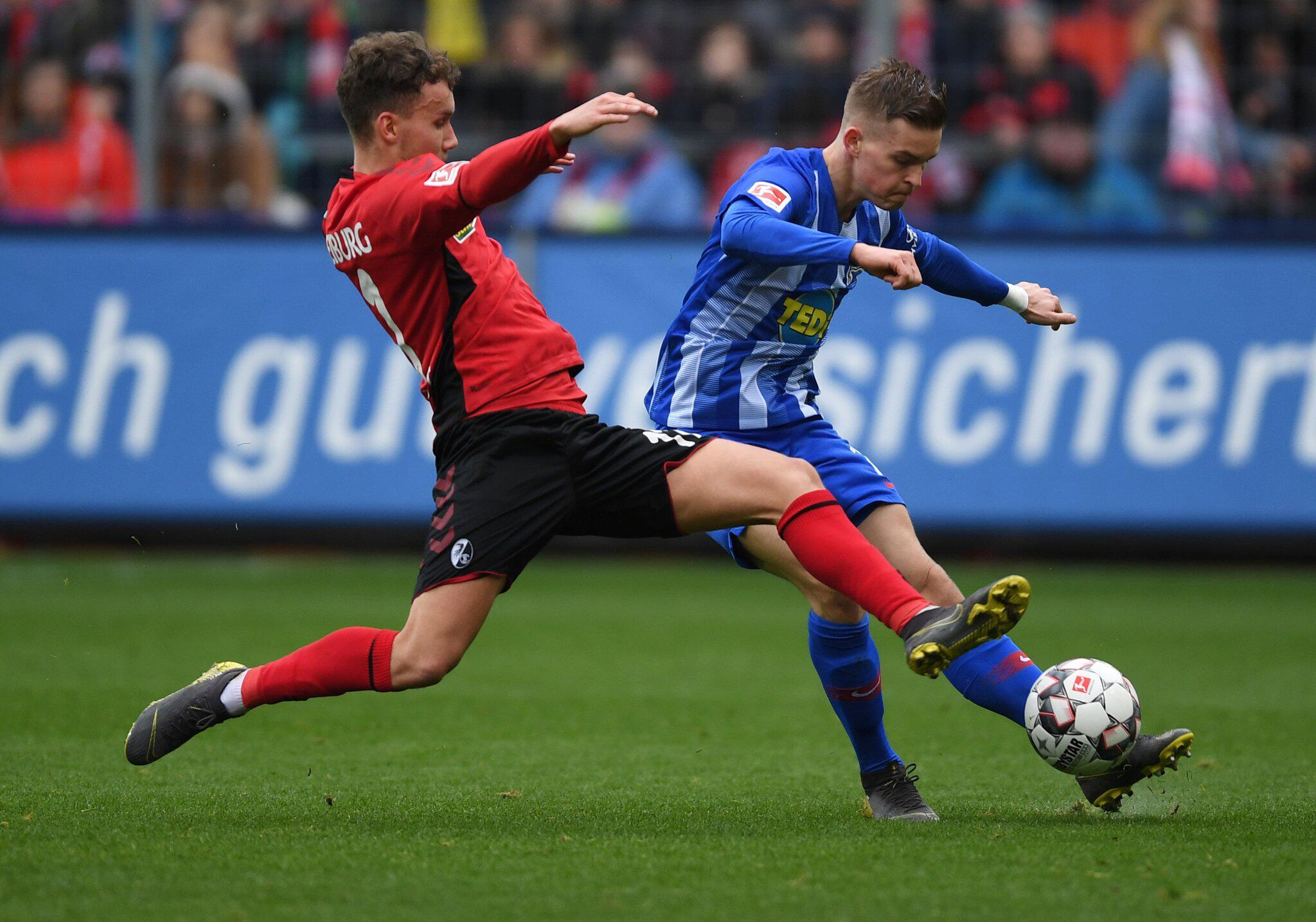Bild zu Germany Bundesliga - SC Freiburg vs Hertha BSC