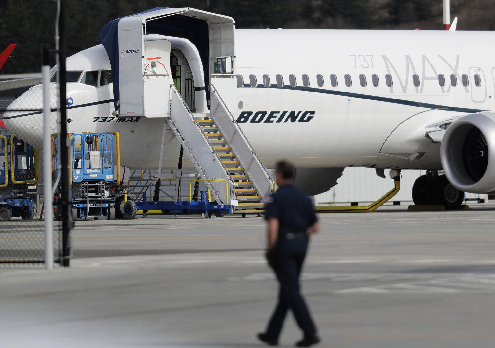 Bild zu Boeing 737 Max