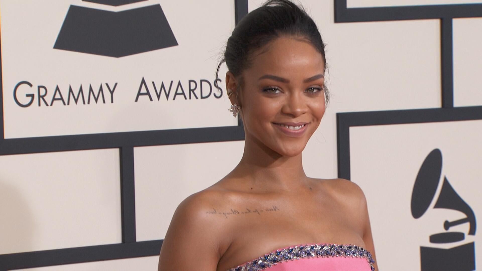 Bild zu Heiss, heisser Riri: Rihanna launcht eigene Dessous-Linie