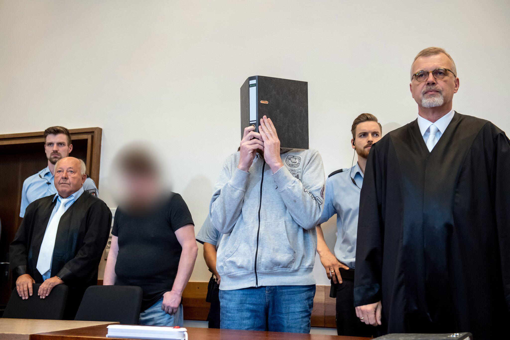 Bild zu Urteil Missbrauchs-Prozess Lügde