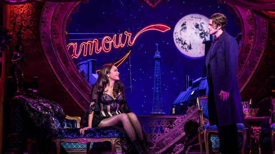 «Moulin Rouge» gewinnt Tony Award als bestes Musical