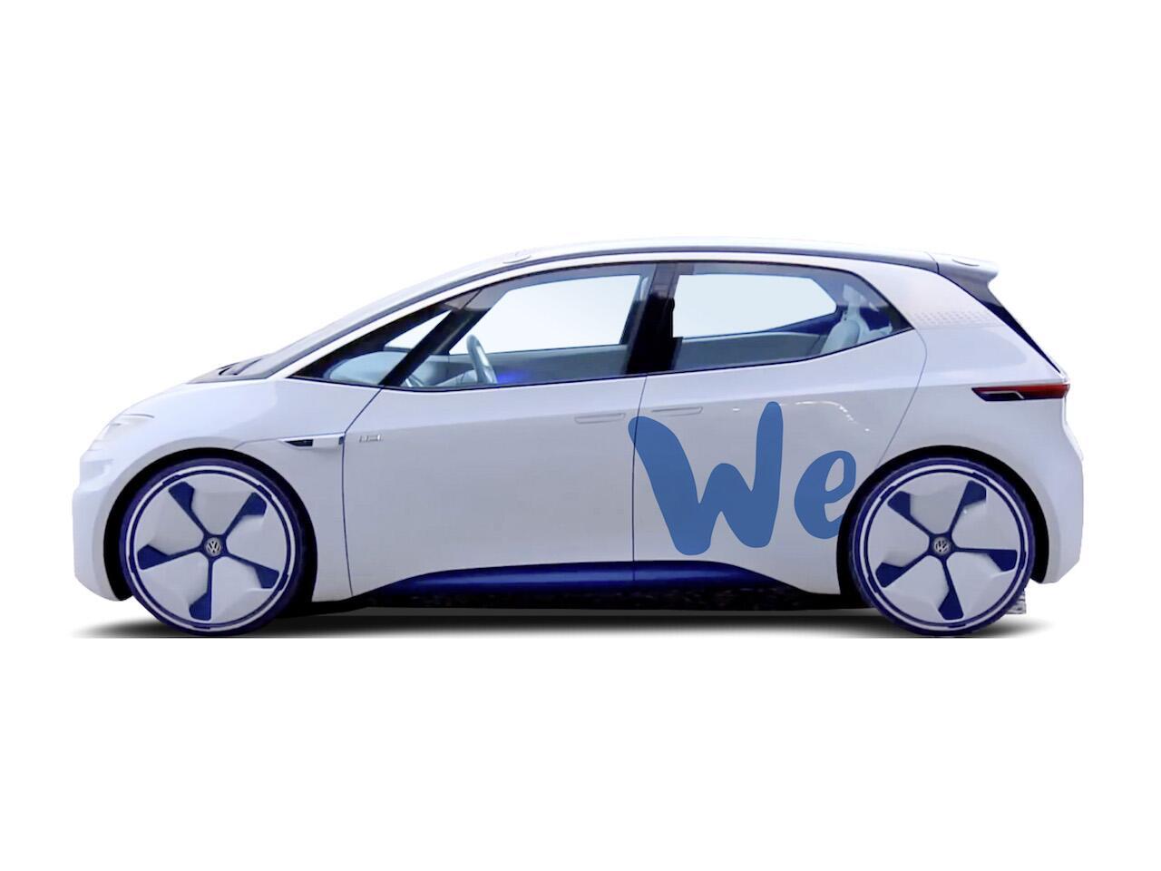 Bild zu VW Carsharing