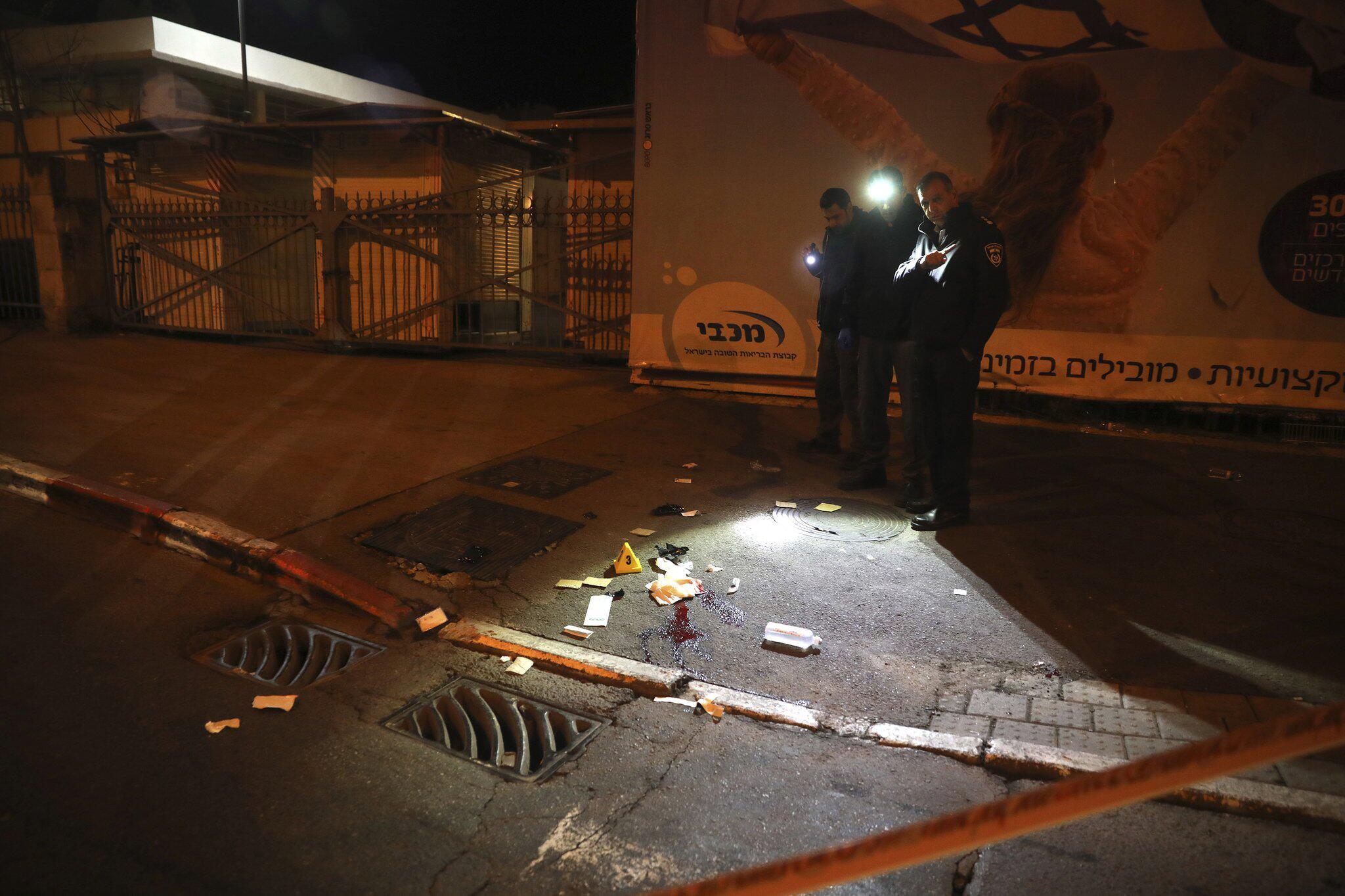 Bild zu Auto-Anschlag in Jerusalem - israelische Soldaten verletzt