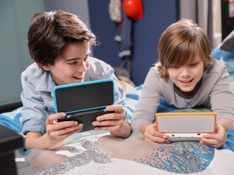 Bild zu «New Nintendo 2DS XL»