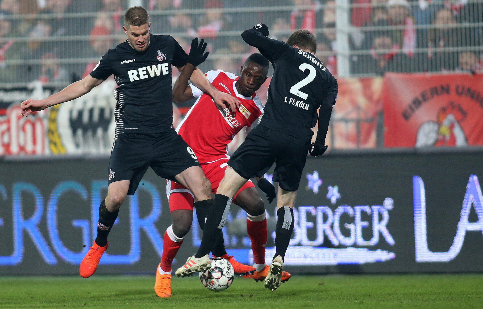 Bild zu 1. FC Union Berlin - 1. FC Köln