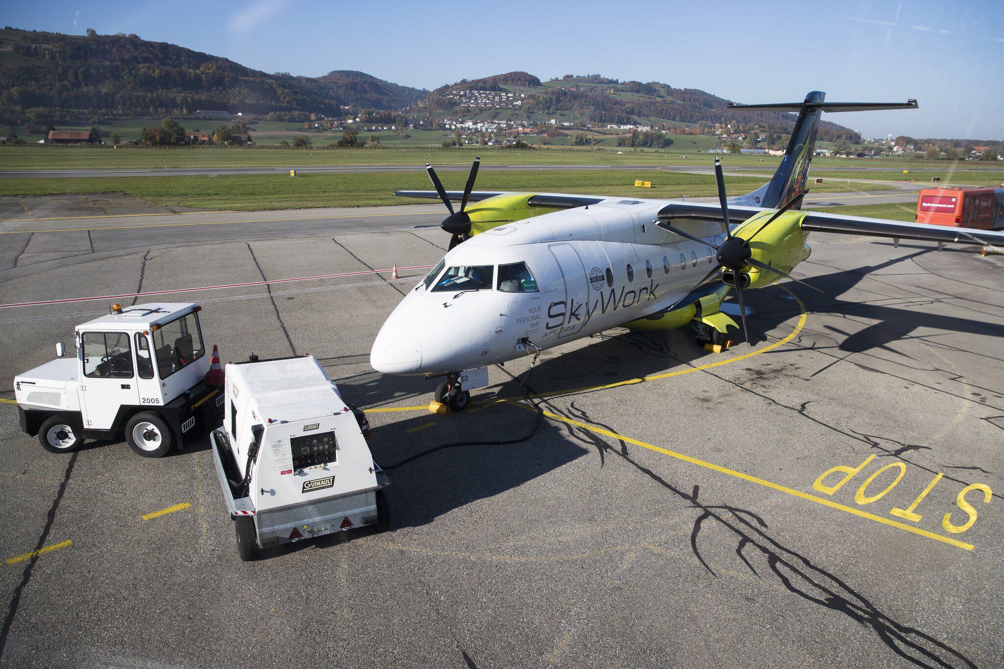 Bild zu SkyWork Airlines