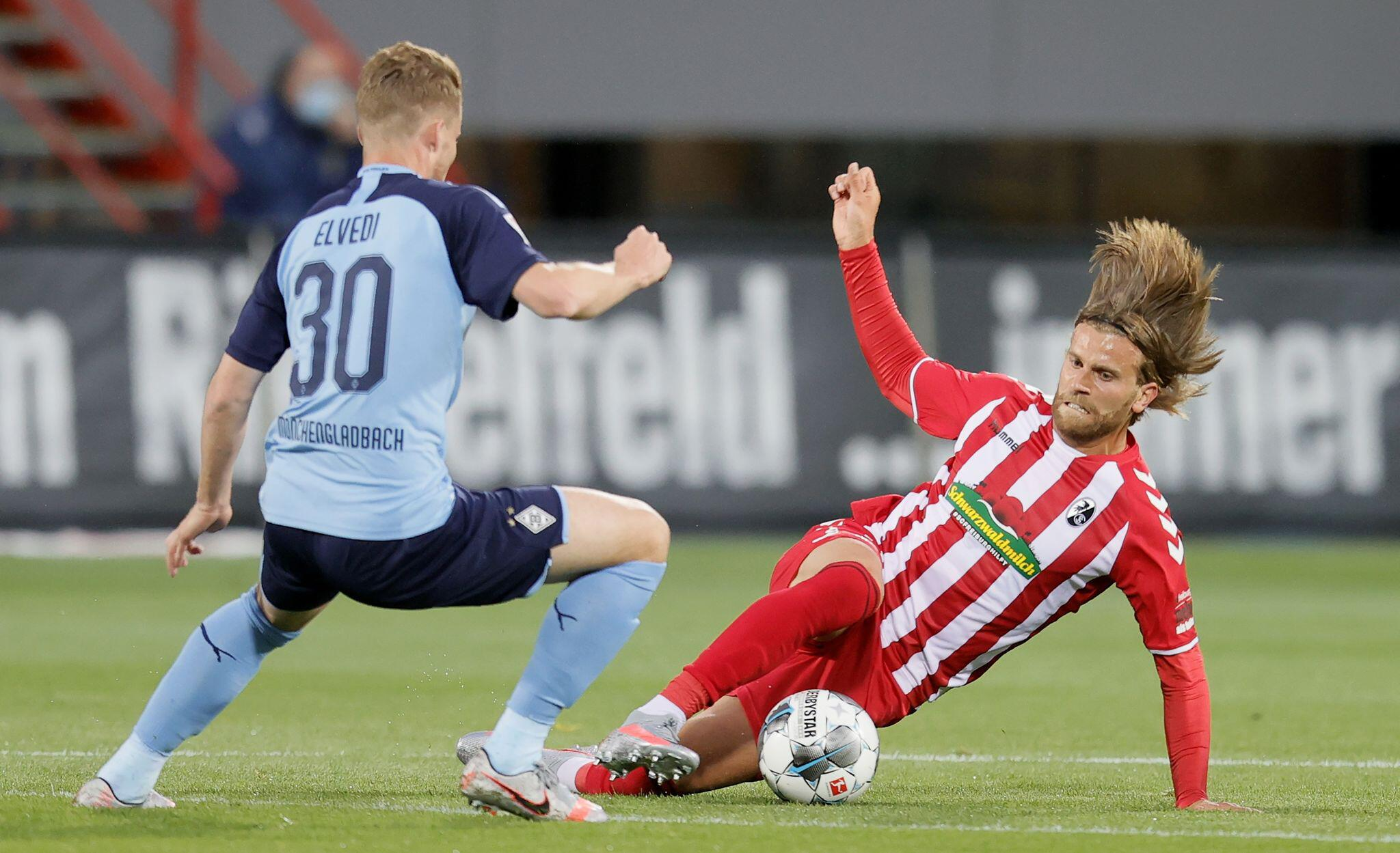 Bild zu SC Freiburg - Borussia Mönchengladbach