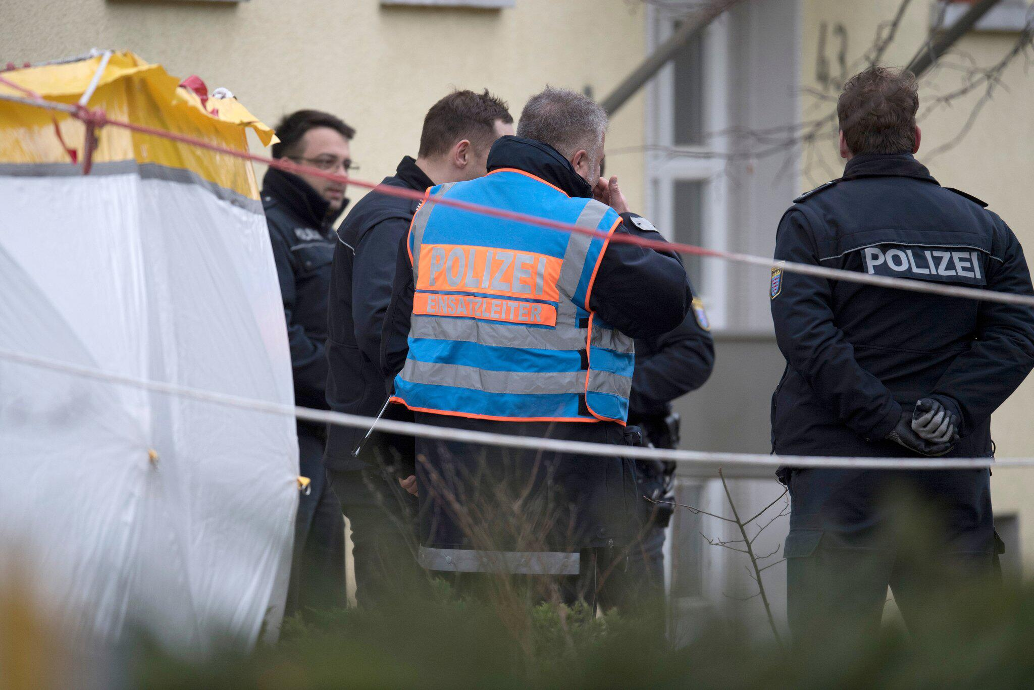Bild zu Two deaths after shootings in Darmstadt