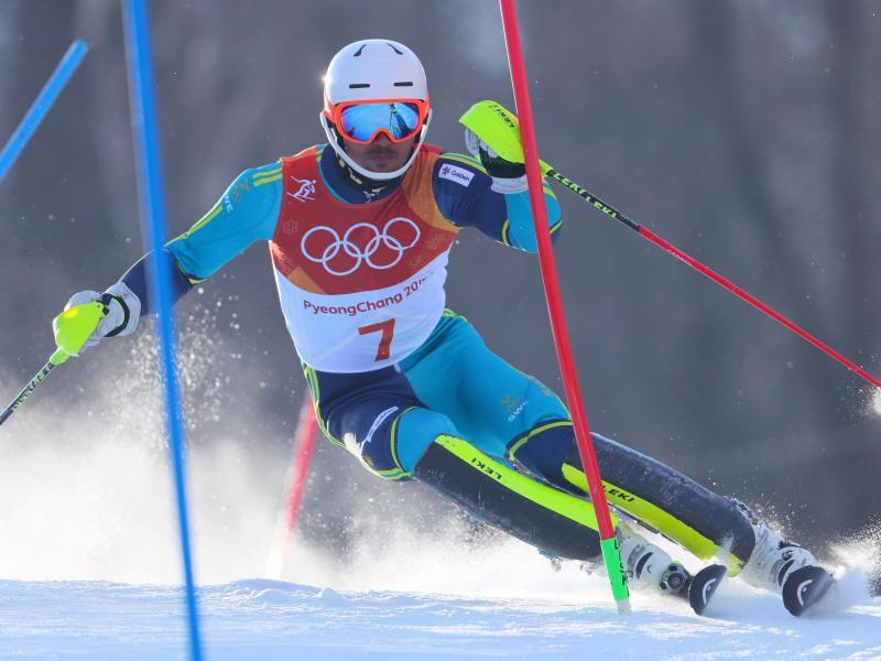 Bild zu Slalom-Sieger