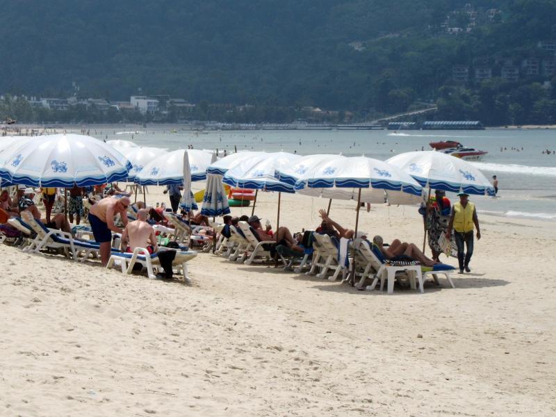 Bild zu Strand in Phuket