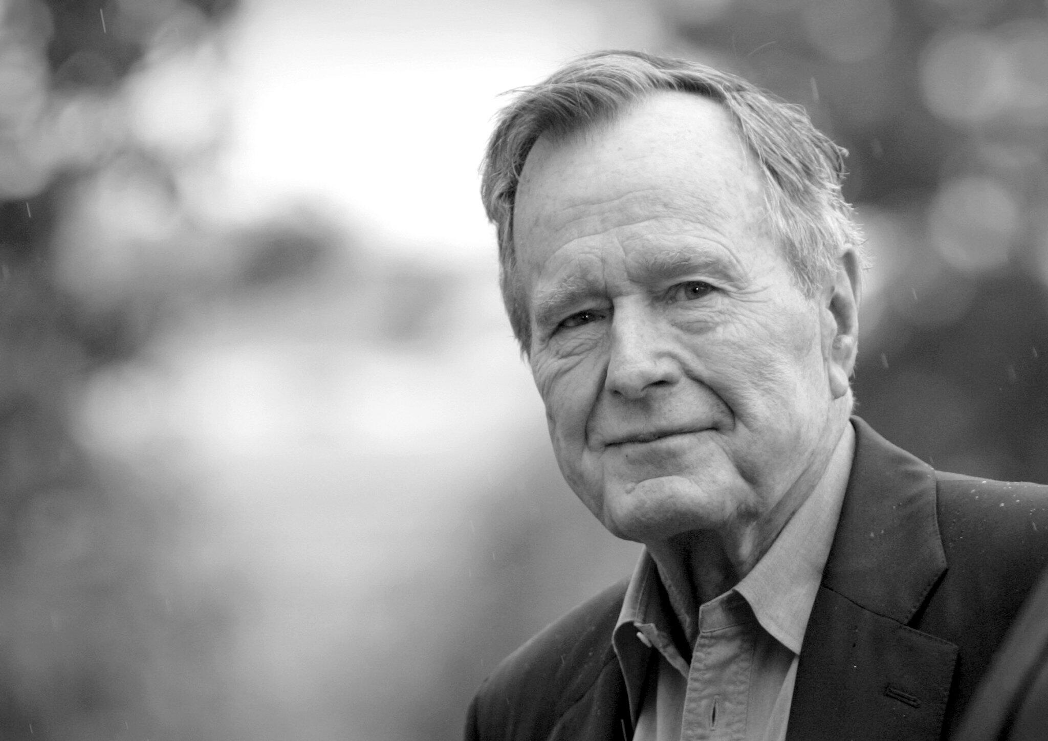 Bild zu George Bush gestorben