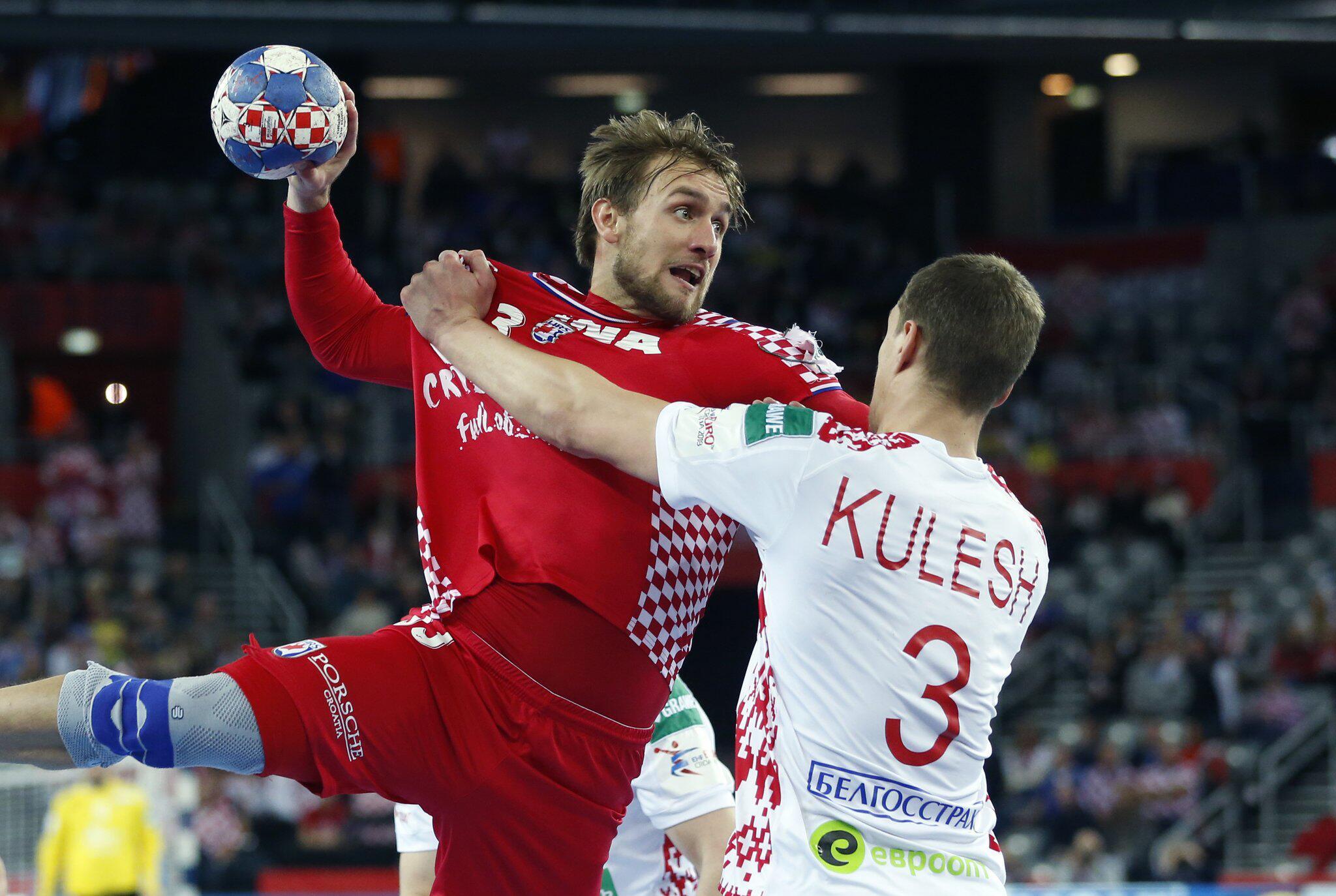 Bild zu Handball-EM: Kroatien - Weissrussland