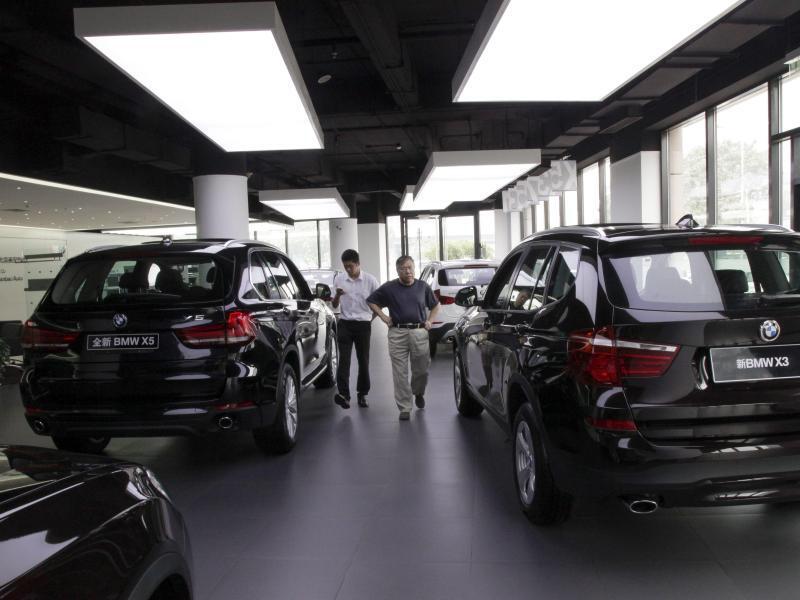 Bild zu Autokauf in China