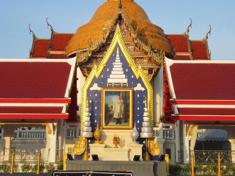 Bild zu Wat Chai Mongkon