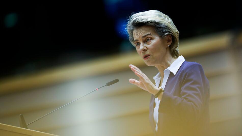Plenarsitzung EU-Parlament
