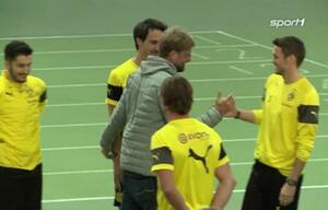 "Weltmeister soll ""Sechser""-Problem bei Borussia Dortmund lösen."