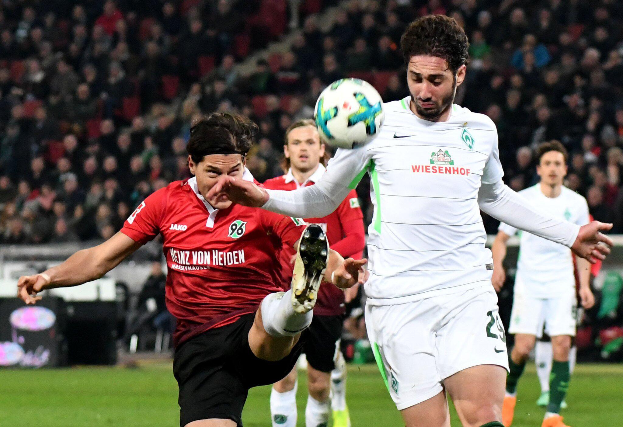 Bild zu Hannover 96, Werder Bremen