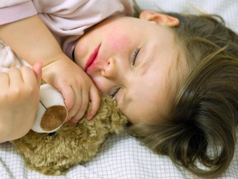 Bild zu Krankes Kind