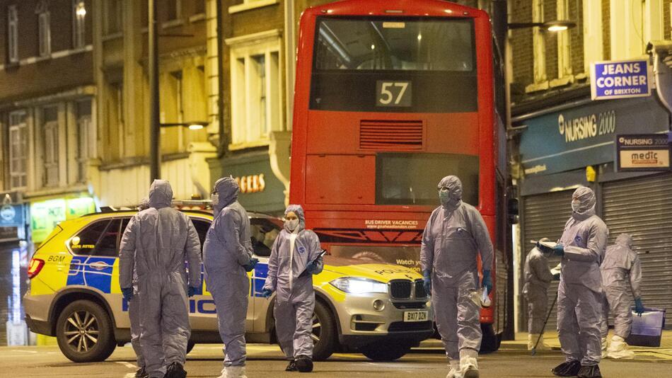Terrorattacke in London