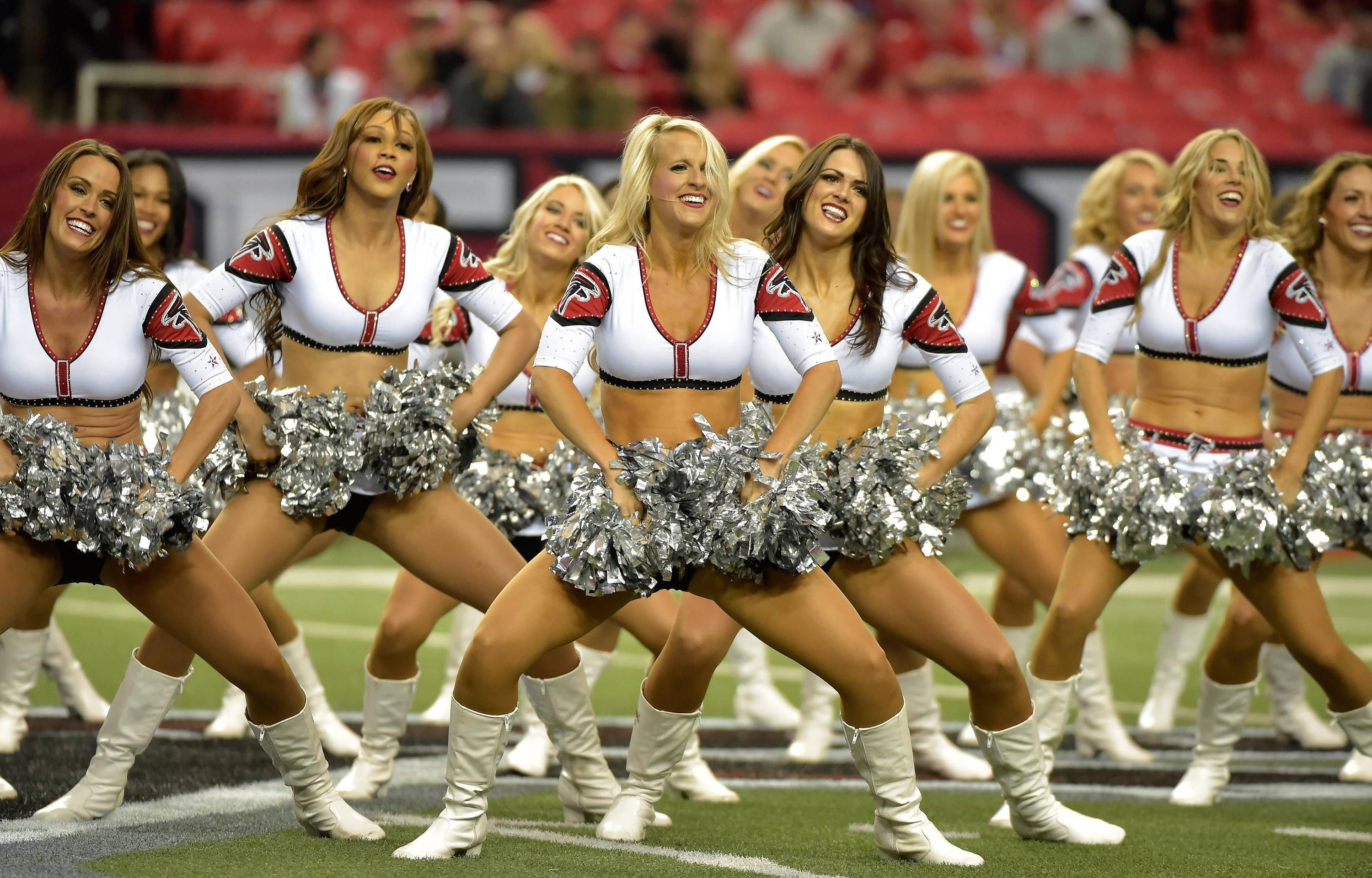 Bild zu Arizona Cardinals, Cheerleader, NFL