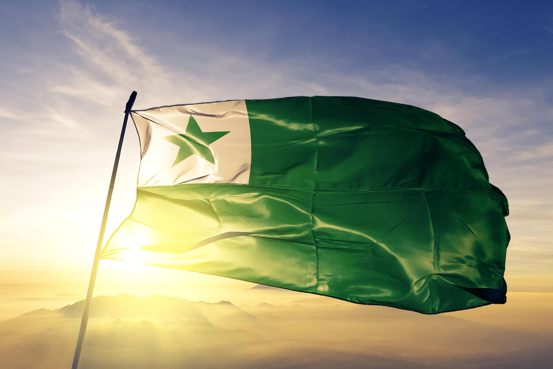 Bild zu Esperanto