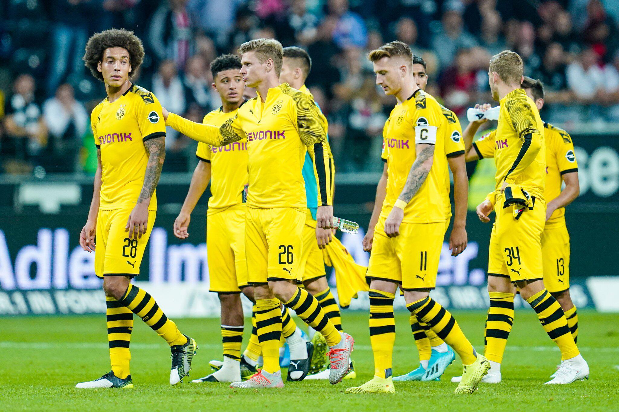 Bild zu Eintracht Frankfurt - Borussia Dortmund