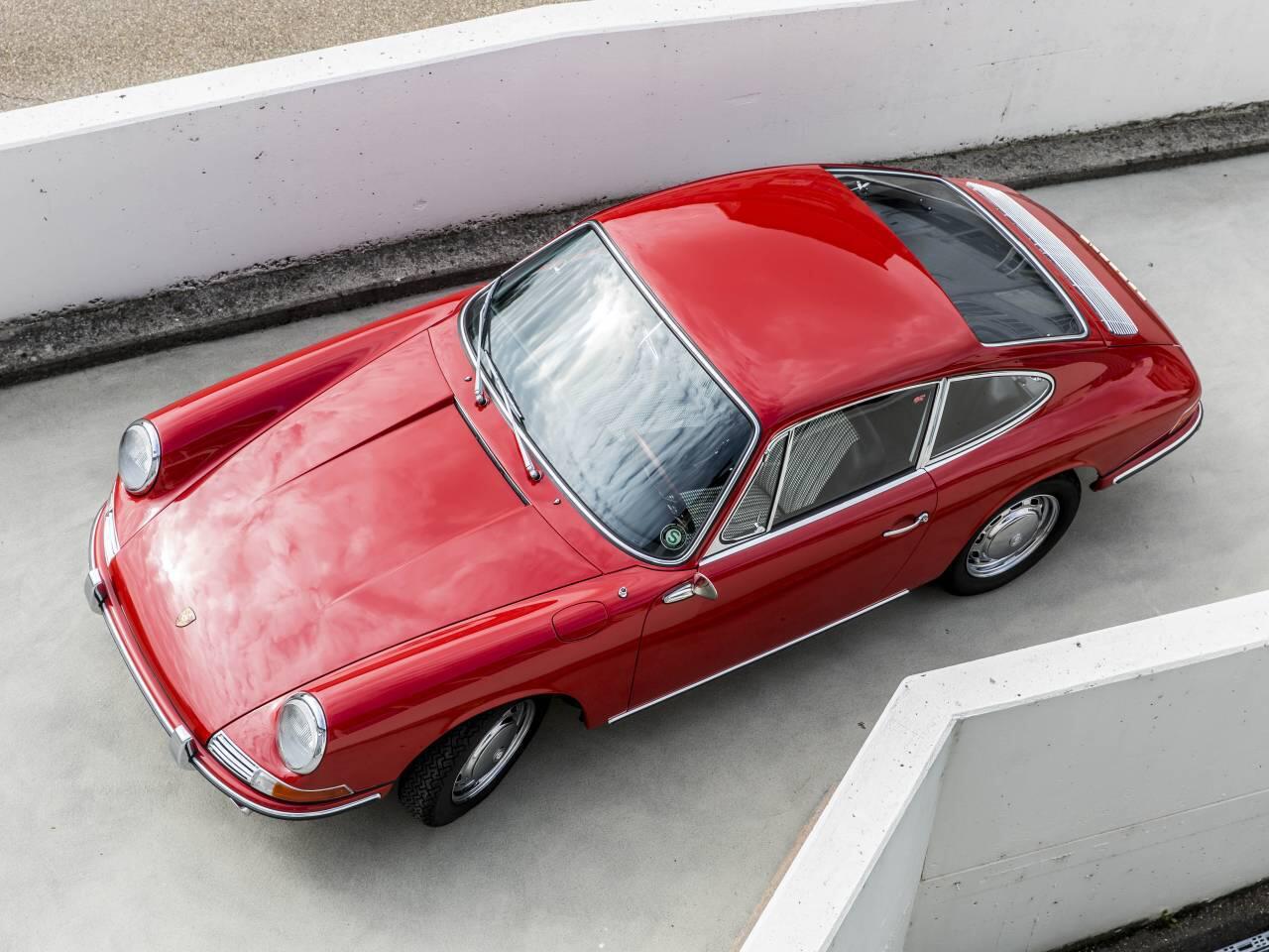 Bild zu Porsche 911 Urmodell