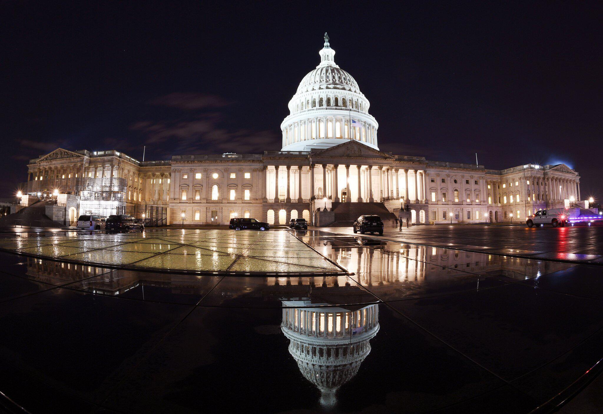 Bild zu «Shutdown» in den USA