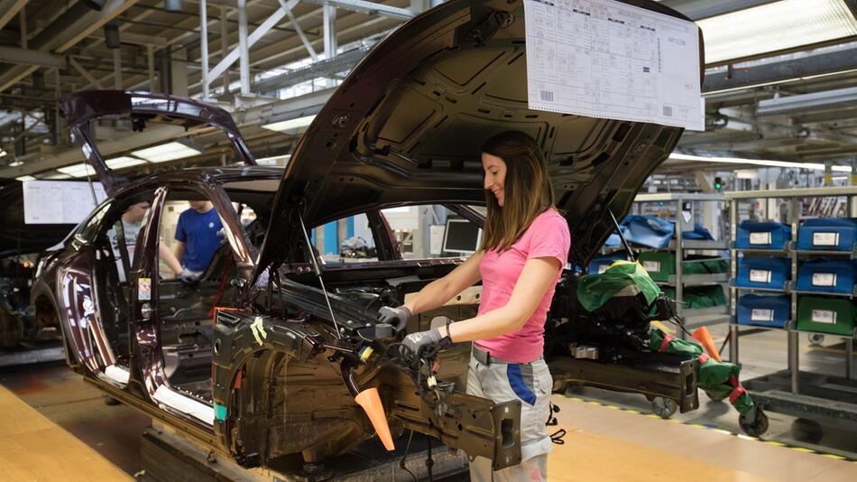 VW - Produktion Emden