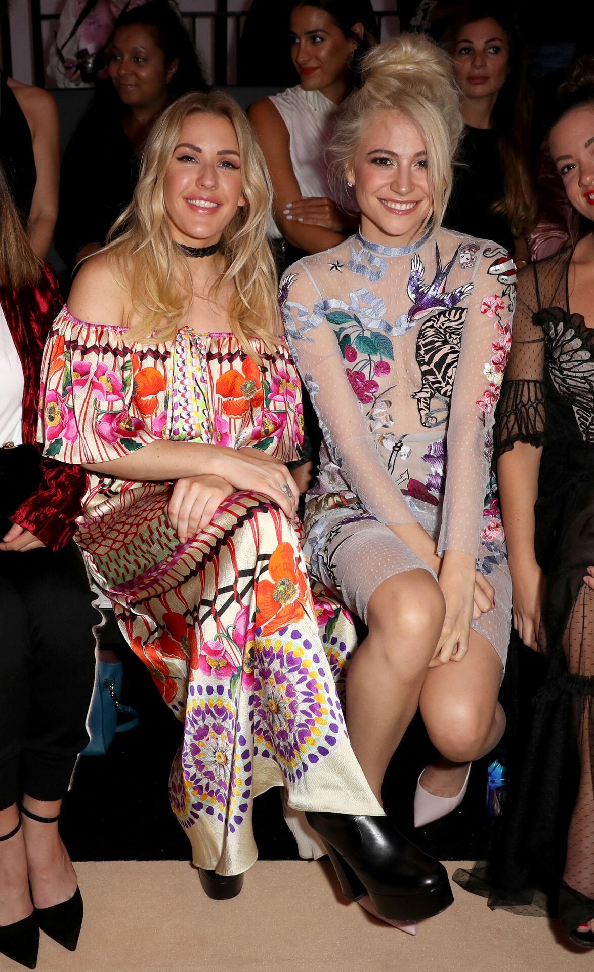 Bild zu Ellie Goulding, Pixie Lott, London Fashion Week