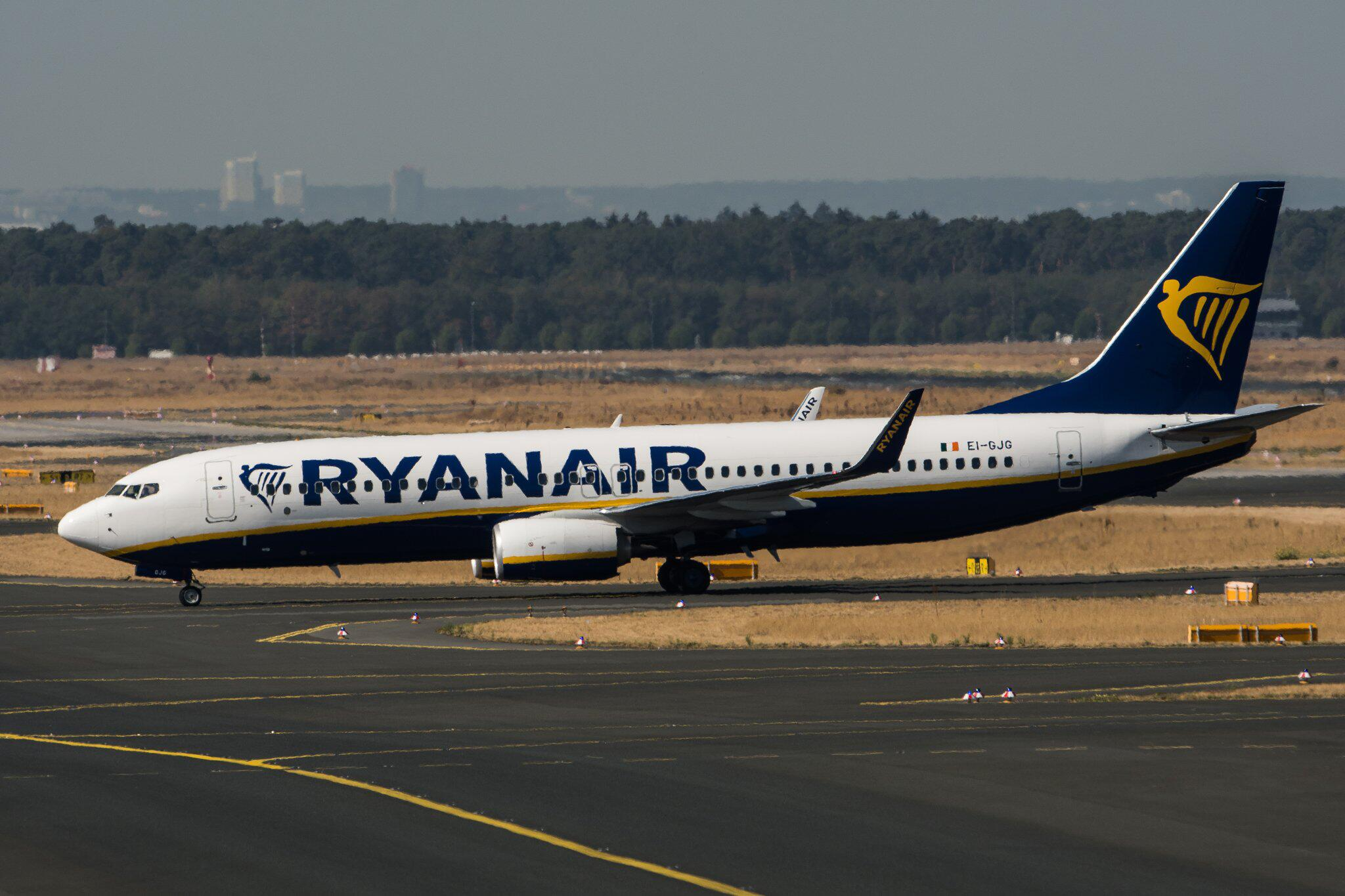 Bild zu Strike of German Ryanair employees