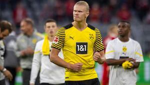 Fussball, Bundesliga, Borussia Dortmund, Erling Haaland
