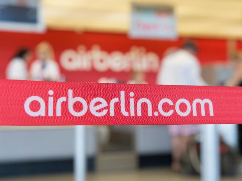 Bild zu Air Berlin meldet Insolvenz an