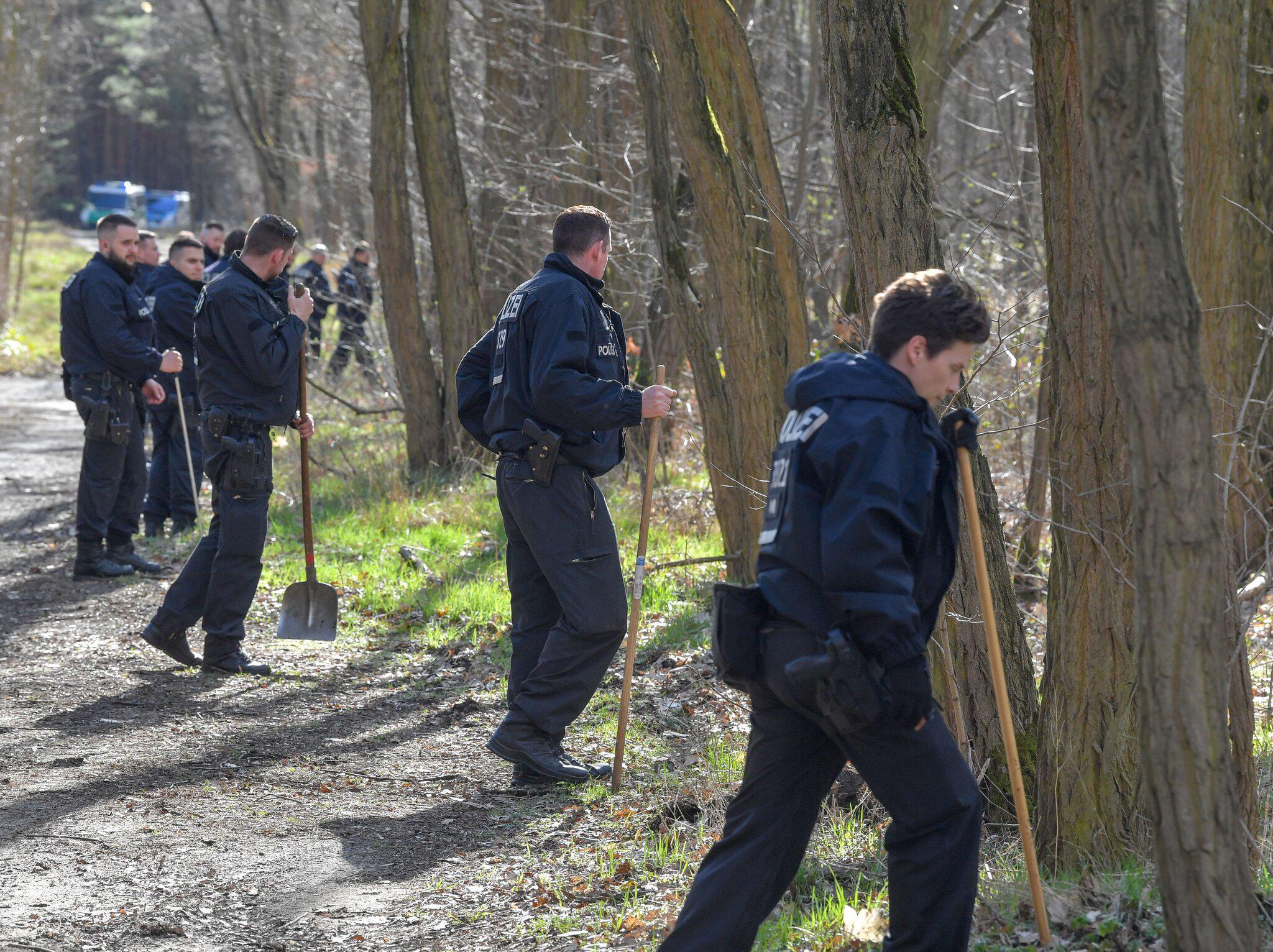 Bild zu Berliner Polizei sucht wieder nach verschwundener Rebecca