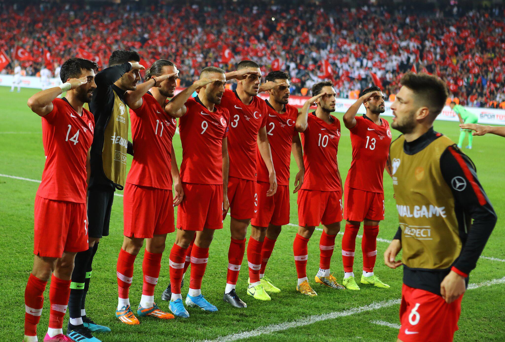 Bild zu Türkei - Albanien