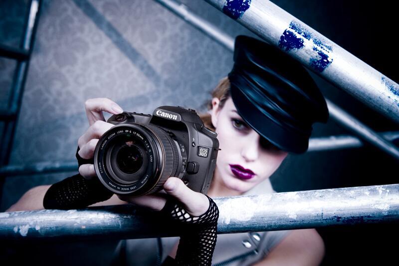 Bild zu Canon EOS-30 D
