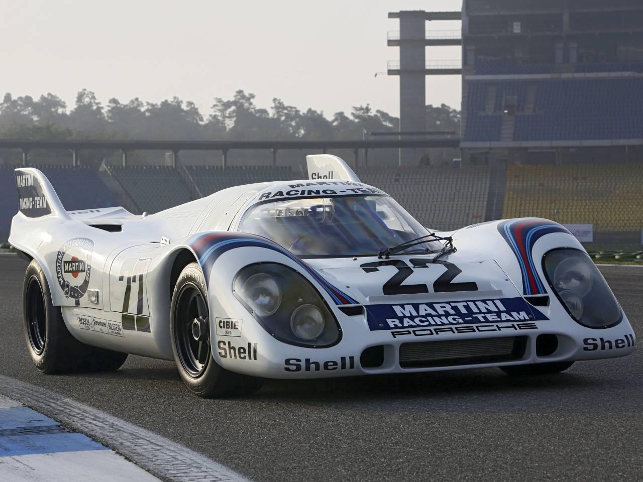 Bild zu Porsche und Motorsport
