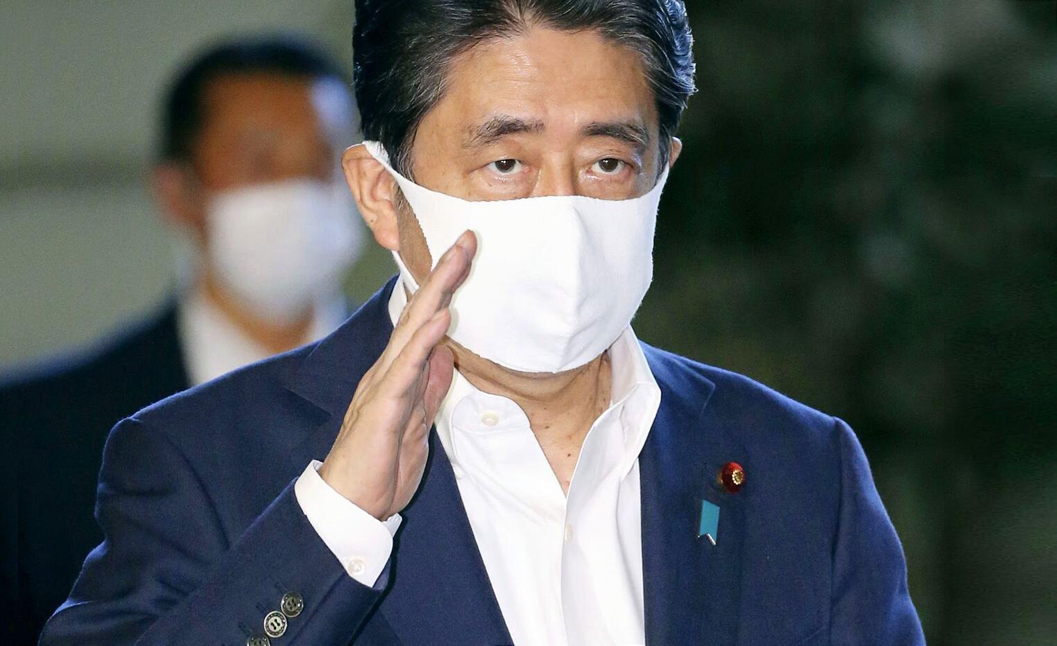 Bild zu Japans Premierminister Abe