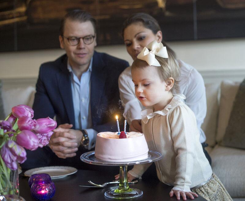 Bild zu Grattis på födelsedagen, Prinzessin Estelle!